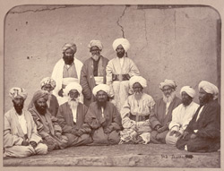 Central Asian dealers [Kabul].